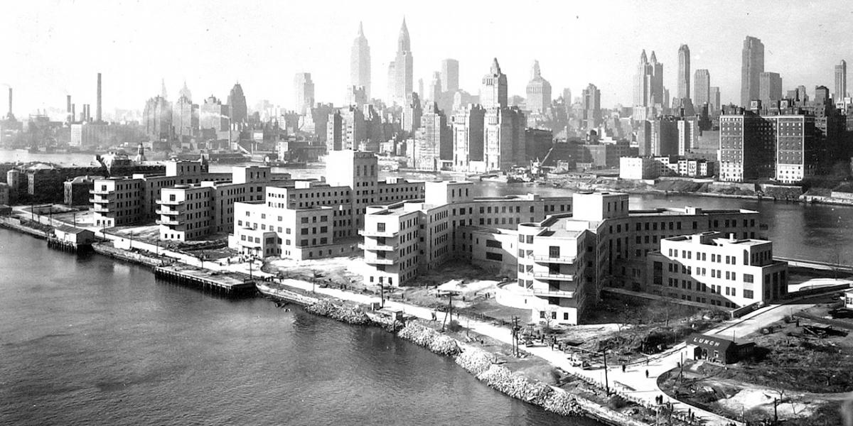 Apartments with Manhattan Views, 1938