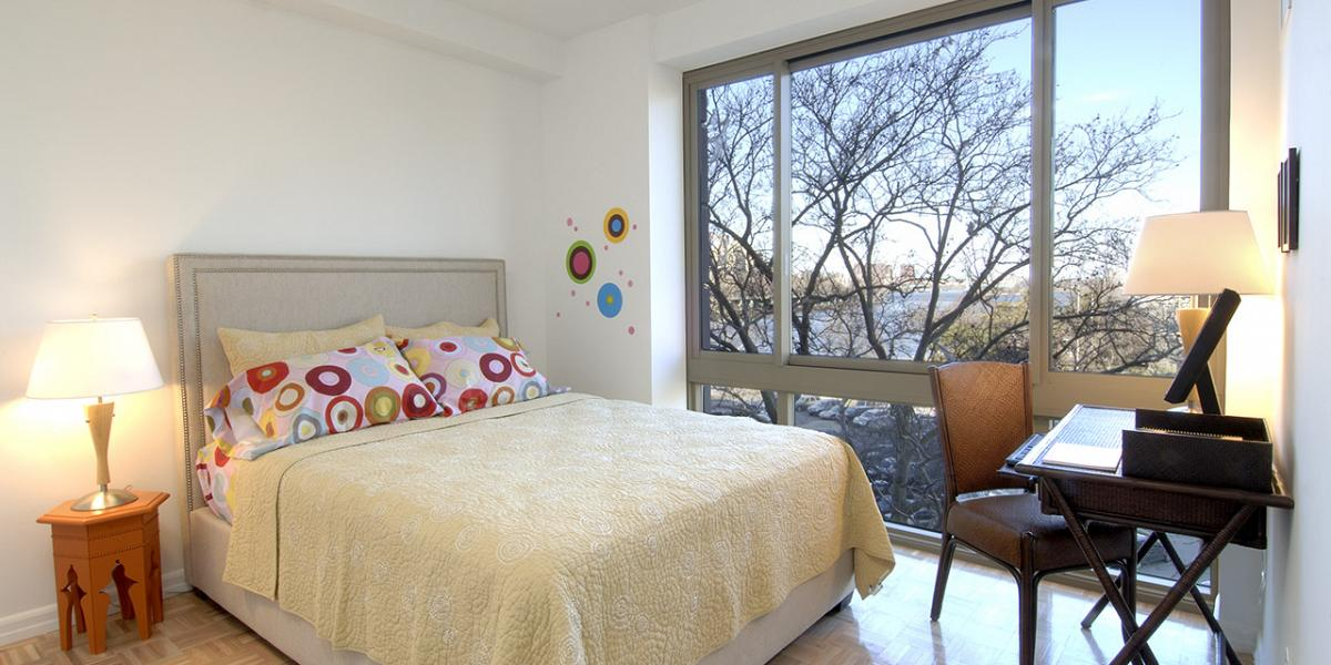 Floor To Ceiling Windows In Bedroom